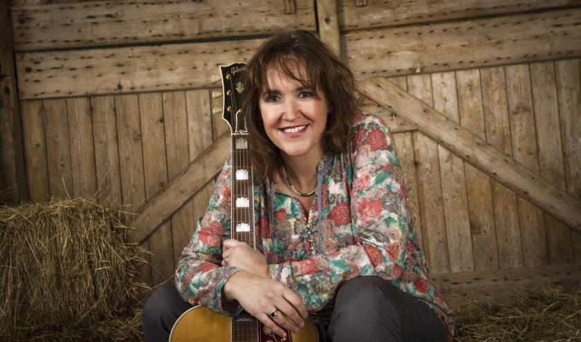 Sandra Vanreys geeft zaterdag 30 maart een concert in de Remigiuskerk in Hengelo. (foto: Harrie Ligtvoet)