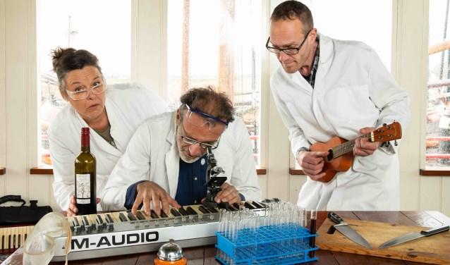 Professor Reisiger, Rispens en dr. Shepherd