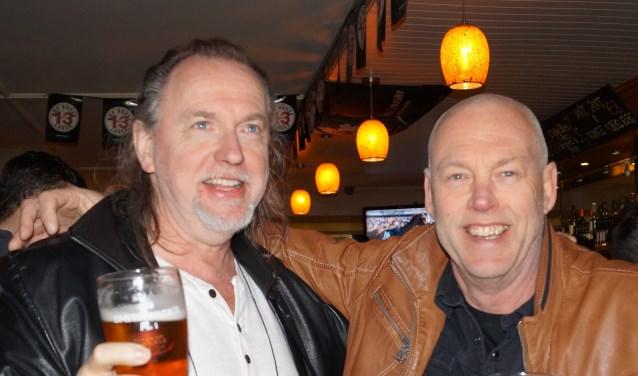 Joop Wallerbosch en Eric Sloot