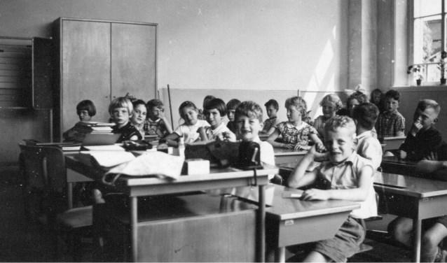 Lagere school Kon. Julianaschool in Sprang-Capelle.
