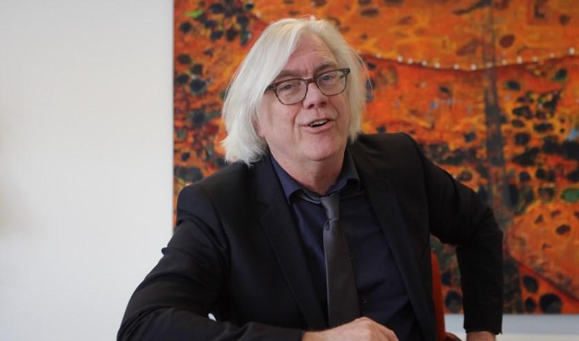 Bert van Alphen is bijna een jaar opnieuw wethouder in Den Haag (Foto: Peter van Zetten)