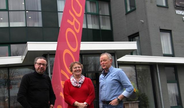 """Ger Loeffen, Jooske Wittop Koning en Arnold van Zoest: """"Eigenlijk moet je als het 5 voor 12 is het gesprek over euthanasie met de huisarts aangaan."""""""