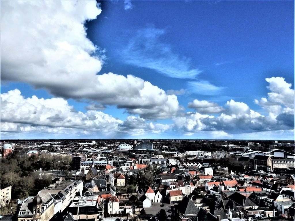 Wolkenformatie's Foto: Paul Hermans © Persgroep