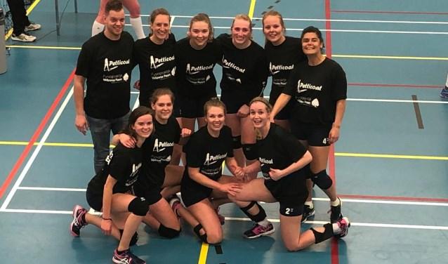De kampioenen van TweeVV!
