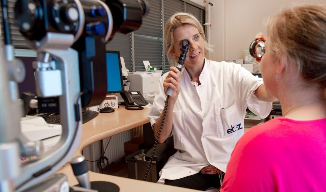 Vroege opsporing en tijdige behandeling van glaucoom kunnen erger voorkomen. Foto: ETZ Fotografie Film
