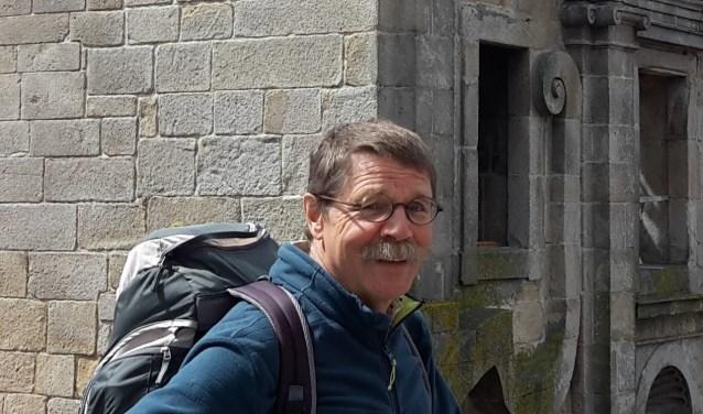 André Leijssen, de vader van Josien, tevens auteur van Josien.waarbenjij.nu