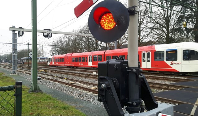 Het aankomend weekend rijden er geen treinen tussen Zevenaar en Wehl. (foto: Danny van der Kracht)