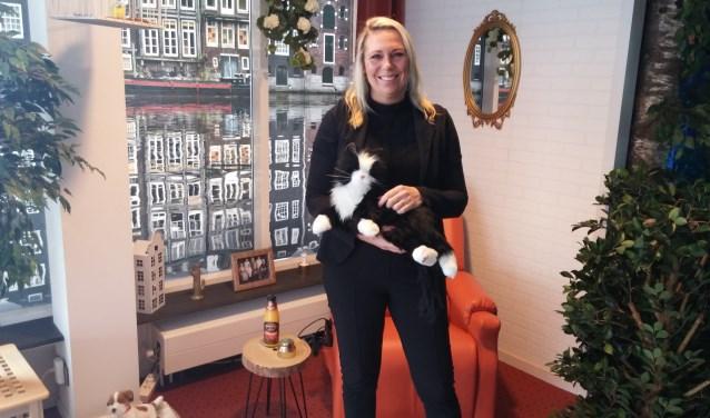 Een interactieve kat, uitzicht op de Amsterdamse gracht: Nenko, het bedrijf van Anita en Olando Cuppers, maakt van elke ruimte een beleving.