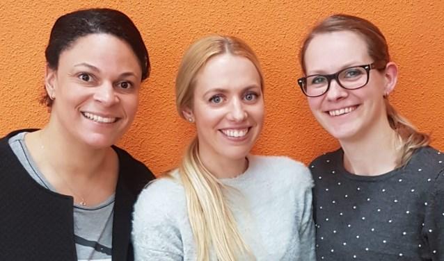 De cursus staat onder leiding van geriatriefysiotherapeut Rianne Aarnink. Zij wordt ondersteund door Daniëlla Rafaëla en Joyce te Pas.