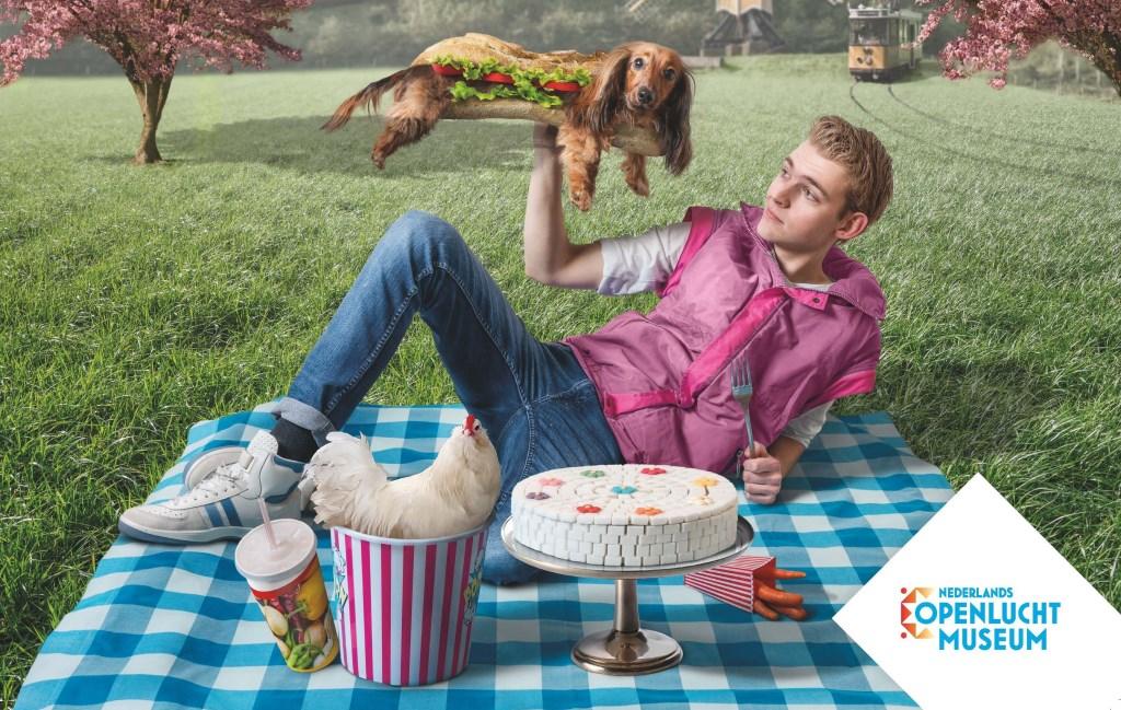 Ook het eten van hondenvlees komt aan de orde in de tentoonstelling 'Gruwelijk Lekker'.