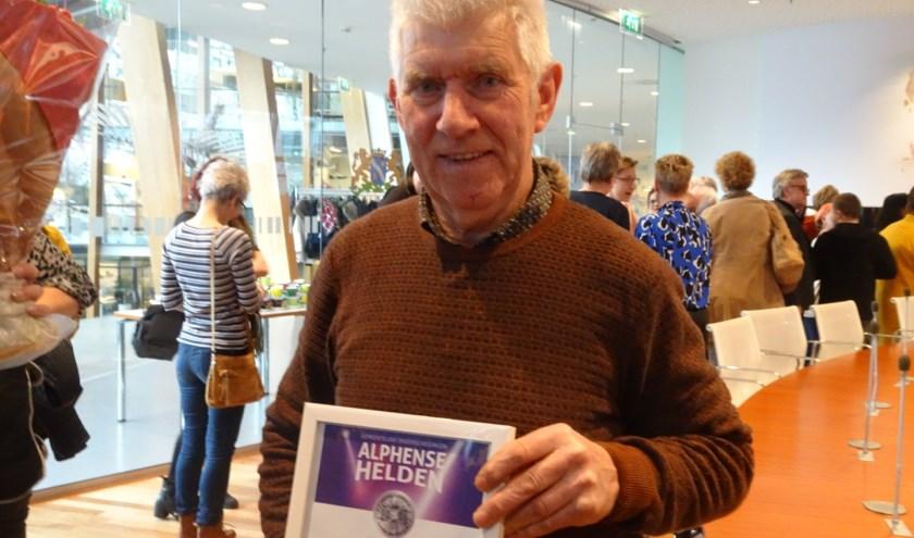 """Winnaar Co de Jong: """"Wat een enorme waardering en een hele eer""""."""
