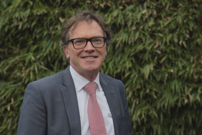 Peter Sels, CDA-fractievoorzitter gemeente Harderwijk