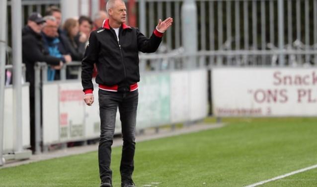Henk Dirven in het seizoen 2017-2018
