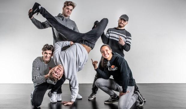 De afgelopen weken hadden de breakdancers opnieuw hard gewerkt om in de finale de best mogelijke show neer te kunnen zetten. Eigen foto