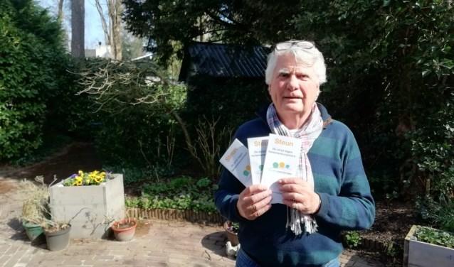 """Reinier van Kuyk: """"Kom naar een Patiëntendag en vind steun, informatie en begrip bij elkaar."""" FOTO: Marcel Bos"""