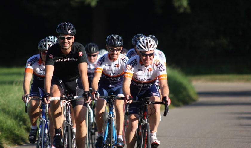 Lijkt het je leuk om in groepsverband te fietsen? Start nu. (Foto: Ingmar Aafjes)