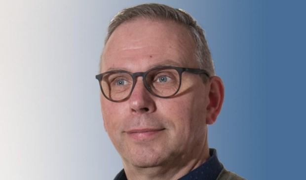 Fred Seker kandidaat LPZH uit Spijkenisse.