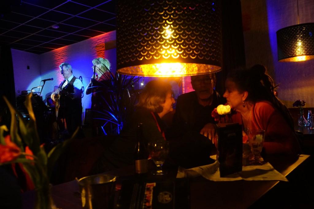 Sfeervolle verlichtte muziekzaal Foto: Donald Schalk © Persgroep