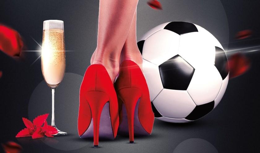 Vrijdag 15 maart is de businessclub van Helmond Sport gereserveerd voor de Ladies Night.