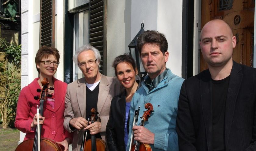 muziekensemble Musica Lirica.