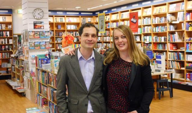 Gerben en Marijke de Bruijn hebben het stokje overgenomen van Ruud en Anja Aret. (Foto: Bart van der Linden)