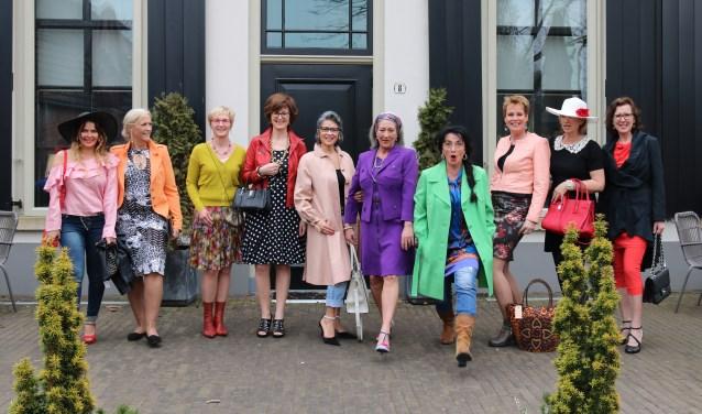 Scoor de tofste kleding op de voorjaarseditie van de Heerlijcke Vintage in Diepenheim. Foto: Erica Olthuis