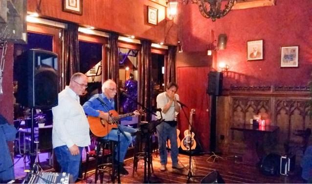 Muziek in Cultureel Café