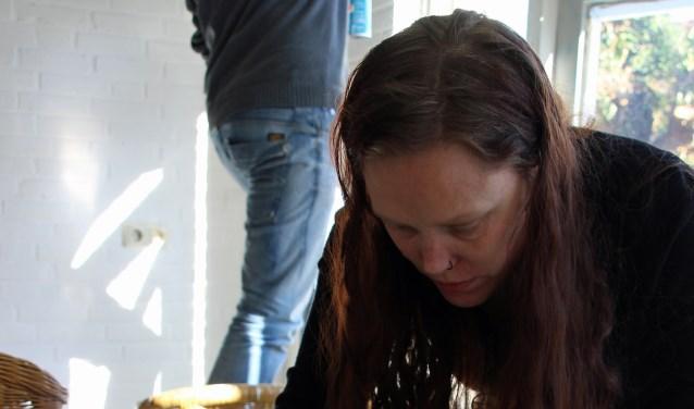 Bij Mensdoormens kunnen mensen meedoen aan diverse projecten om erachter te komen wat ze leuk vinden. Foto: Jenny van de Worp.