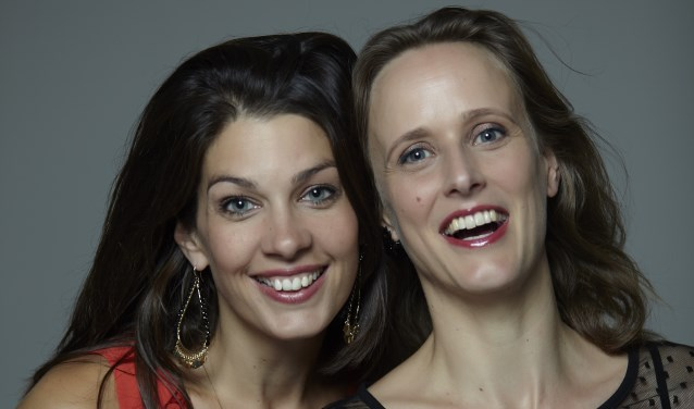 Sopraan Sonja Volten en pianiste Eke Simons treden zondag 10 maart op in Muzee Scheveningen.