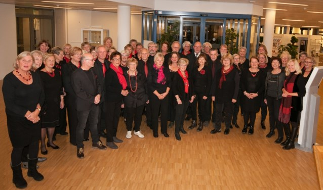 Het Achterhoeks Gemengd Koor treedt in het jubileumjaar meerdere keren op. Het koor is vijftig jaar geleden opgericht.