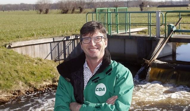 Henk Veldhuizen, Waterschap Lijst 2 , nummer 4