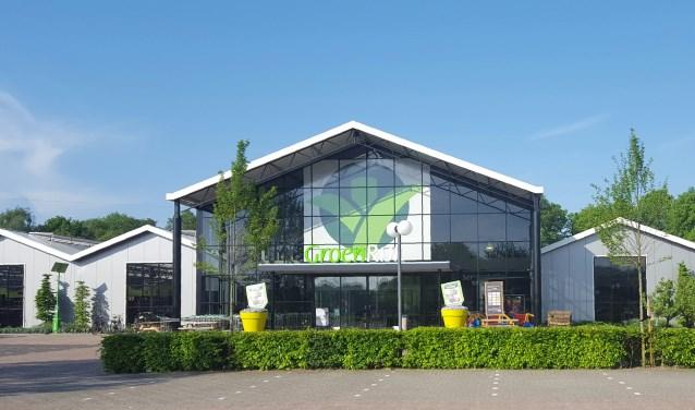 De beste GroenRijk van Nederland staat in Tilburg. Dit pand is in 2015 gebouwd, midden in de economische crisis.
