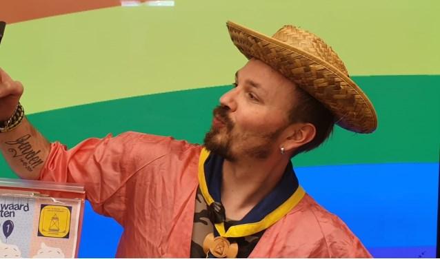 Scouting Ruwaard van Putten maakt virtuele reis om de wereld met opdrachten.