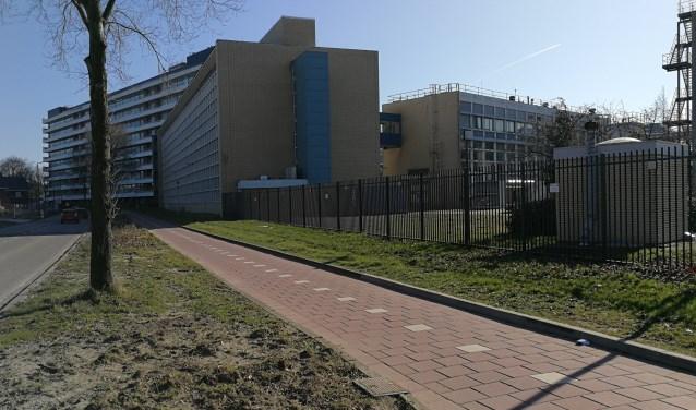 Het gezichtsbepalende gebouw van Unilever dat in november van dit jaar leeg komt te staan (Foto: Peter Spek).