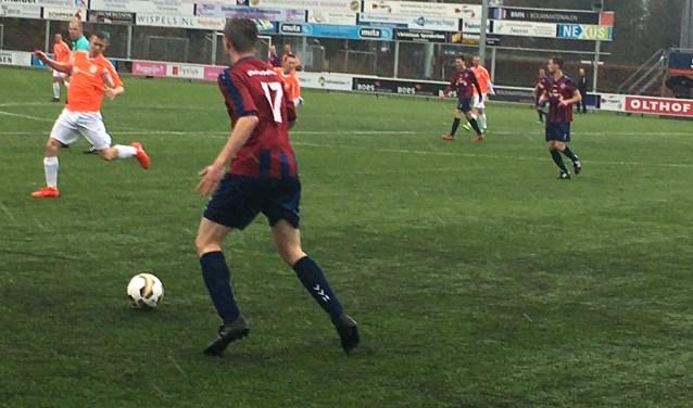 Voorwaarts verloor zaterdag met 3-0 in en tegen Hellendoorn.