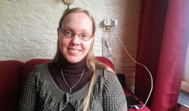 Rinske: 'Tegen mensen die gehoord hebben dat ze een autistische stoornis hebben zou ik willen zeggen: Iederéén heeft een beperking en loopt met een rugzak rond. Maar iedereen heeft ook wat te bieden en eigen talenten. Dus blijf vooral jezelf. Want jij mag er zijn!'
