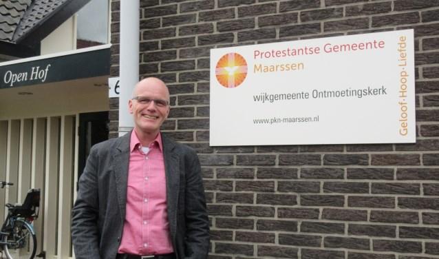Jochem Stuiver neemt op 17 maart afscheid van de Ontmoetingskerk. Tekst en foto: Ria van Vredendaal