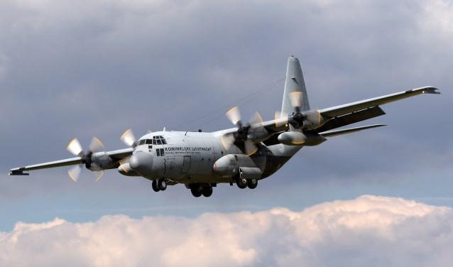 Tijdens de militaire oefening Orange Bull zal het 336 'Blackbulls' Squadron van vliegbasis Eindhoven haar tactische inzet samen met verschillende collega's beoefenen. FOTO: Shutterstock.