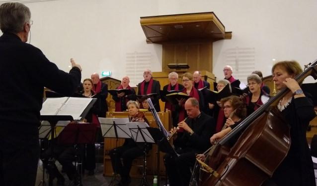 Avondmuziek van het Bennekoms Vocaal Ensemble