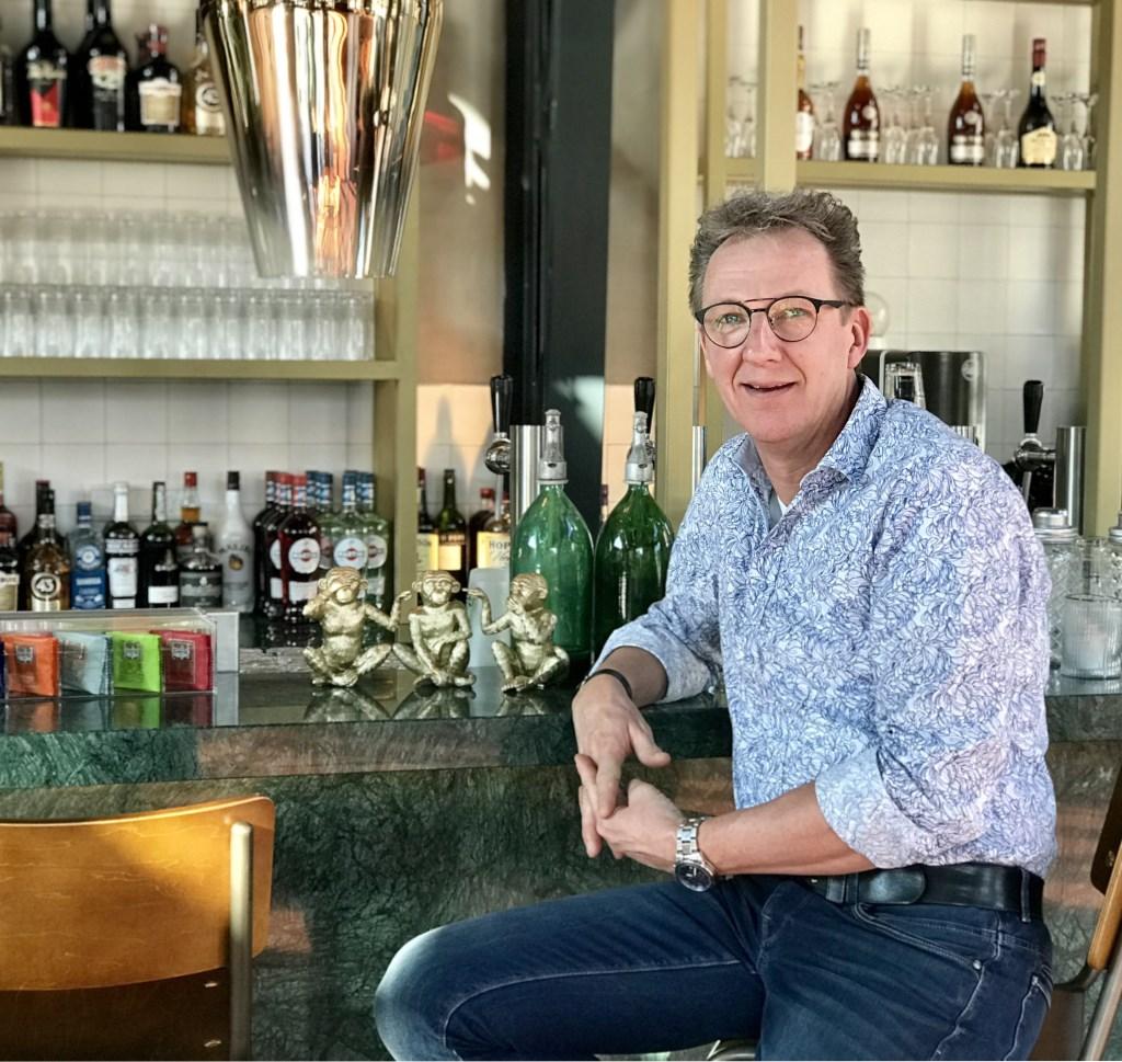 Marc van de Ketterij van Hotel Brasserie Katoen werd vorig jaar gekozen tot Horecaheld van 2018 Foto: Roland Goovers © Persgroep