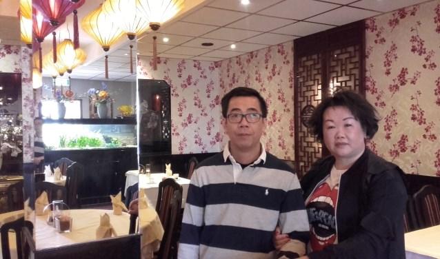 Chui Wei Wu (Moniek) runt samen met haar man Chiusun Cheng al 25 jaar Chinees restaurant Dynasty aan de Grotestraat.