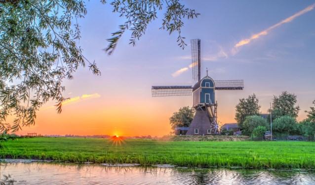 Laat je inspireren door het landschap van de Oude Hollandse Waterlinie!