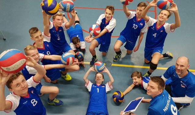 Vanaf 30 maart zal het jongensteam van Bonhoeffer College locatie Bruggertstraat strijden om de WK-titel in Kroatië.