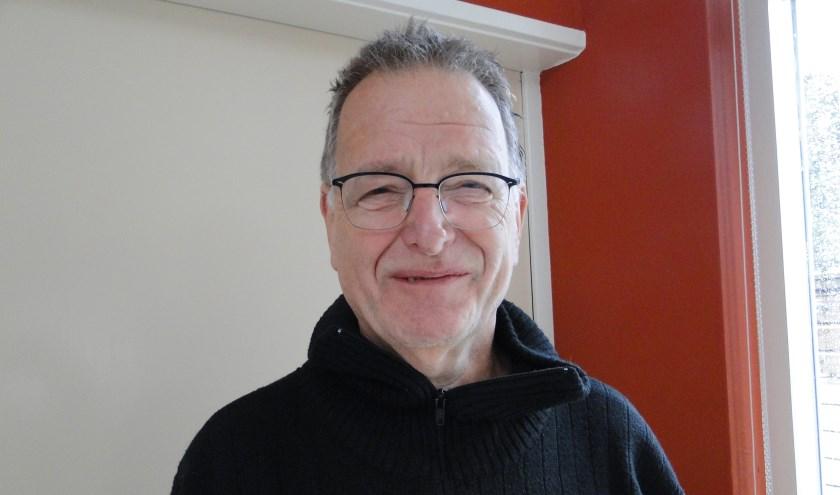 Geert Leerink van Stichting Buurthuis  de Hoven denkt dat het buurthuis in 2021 de deuren kan openen.