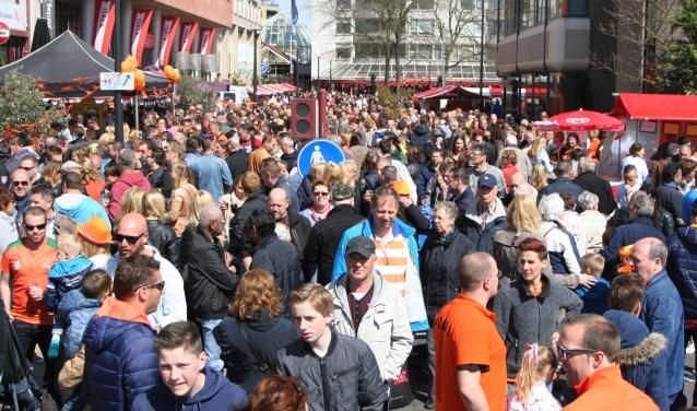 Koningsdag markt