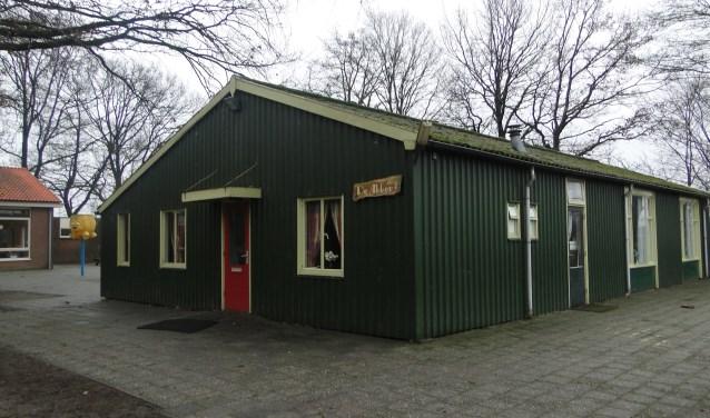 Het Hervormd verenigingsgebouw in De Glind gaat binnenkort tegen de vlakte om plaats te maken voor nieuwbouw.