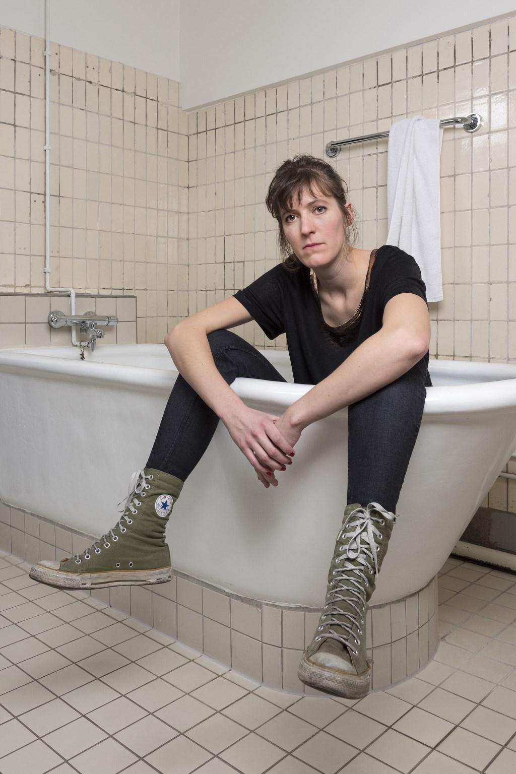 Janneke de Bijl. Foto: Bas Loosekoot