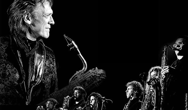 Henk van Twillert &Vento do Norte is een uniek saxofoonensemble, bestaande uit gretige jonge en getalenteerde musici. Eigen foto