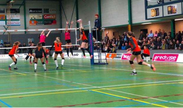 In Ootmarsum bleek Springendal Set Up'65 te sterk. FAST verloor met 3-1.