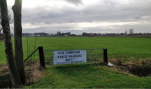 Mooi Wageningen is naar de Raad van State gestapt om de bouw van zonnepark Haarweg te voorkomen.